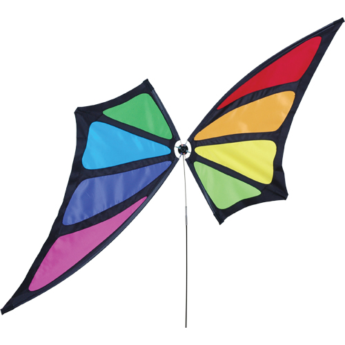 # 22391 : Rainbow  Butterfly Spinners  upc #  63010422391
