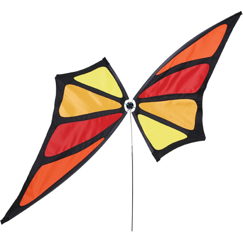 # 22392 : Monarch  Butterfly Spinners  upc #  63010422392