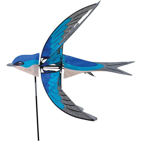 "# 25123 : 33"" Tree Swallow  Bird Spinners  upc#  630104251239"