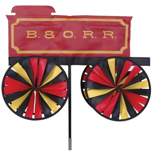 # 25932 : B&O Tender  Train Spinners  upc #  630104259327