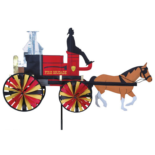 # 25966 : Old Time Fire Wagon    upc #  63010425966