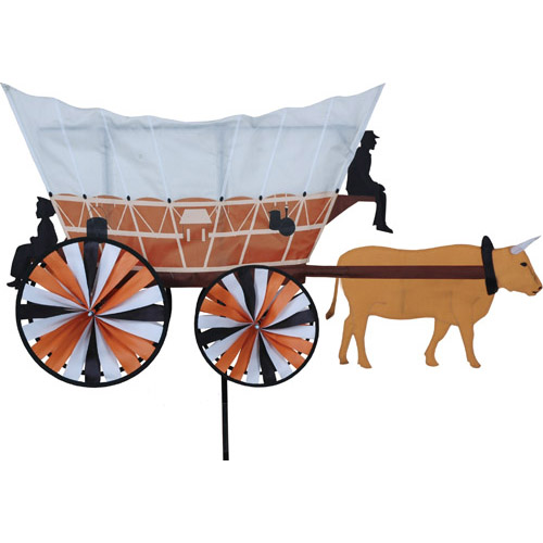 "# 25967 : Covered Wagon   Vehicle Spinners upc  # 63010425967 22"" X 43"""