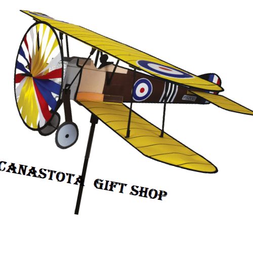 # 26307 : Sopwith Camel  Airplane Spinners  upc#  630104263072