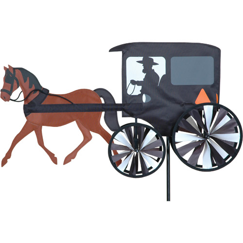 "# 26842 : 26 ""Horse & Buggy  Vehicle Spinners  upc#  63010426842"