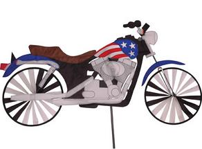 "# 25961 : 47""  Patriotic  Motorcycle Spinners  upc#  630104259617"